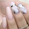 Körömdíszítés moonbasa nails blog - nail art és ombre műköröm